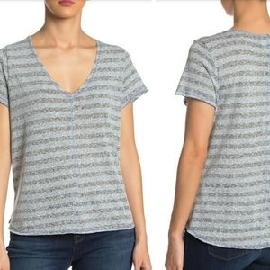 PST By Project Social Striped T-shirt
